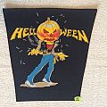 Helloween - Music Pumpkinman - Backpatch