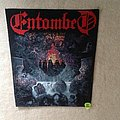 Entombed - Clandstine - Backpatch