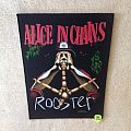 Alice In Chains - Rooster - 1993 Alice In Chains - Razamataz - Backpatch