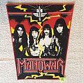 Manowar - Band - Vintage Backpatch