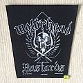 Motörhead - Bastards - 1993 Motörhead - Razamataz - Back Patch