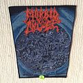 Morbid Angel - Altars Of Madness - 1990 Morbid Angel - Razamataz - Back Patch