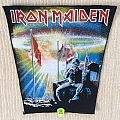 Iron Maiden - 2 Minutes To Midnight - Vintage Back Patch