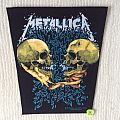 Metallica - Sad But True - 1991 Metallica - Brockum - Back Patch