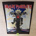 Iron Maiden - Don't Walk - 1989 Iron Maiden Holdings Ltd. - Backpatch