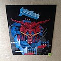 Judas Priest - Defenders Of The Faith - Backpatch
