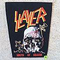 Slayer - South Of Heaven - Vintage Back Patch