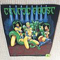 Celtic Frost - Emperor's Return - Vintage Back Patch - Colourful + Small