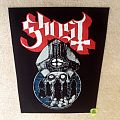 Ghost - Papa With Ghouls - 2014 Ghost - Backpatch