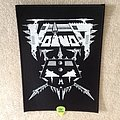 Voivod - Thrashing Rage - Small Backpatch
