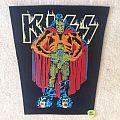 Kiss - Demon Comic - Vintage Backpatch