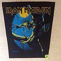 Iron Maiden - Fear Of The Dark - 1992 Iron Maiden Holdings Ltd. - Razamataz - Backpatch