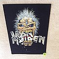 Iron Maiden - Eddie Crunch - 1988 Iron Maiden Holdings Ltd. - Backpatch