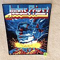 Judas Priest - Ram It Down - Black Border - Backpatch