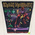 Iron Maiden - Stranger In A Strange Land - 1986 Iron Maiden Holdings Ltd. - Back Patch