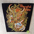 Mercyful Fate - Don't Break The Oath - Inverted Coloured Version - Vintage Backpatch