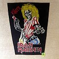 Iron Maiden - Killers - Vintage Backpatch