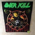 Overkill - Horrorscope - Backpatch