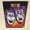 Mötley Crüe - Theatre Of Pain - Vintage Back Patch