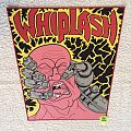 Whiplash - Power And Pain - Backpatch
