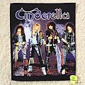 Cinderella - Night Songs - Vintage Back Patch