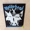 Motörhead - No sleep 'Till Hammersmith - Small Vintage Backpatch
