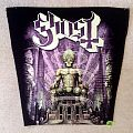 Ghost - Ceremony & Devotion - Backpatch