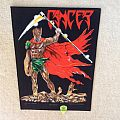 Cancer - Death Shall Rise - 1991 Cancer - Razamataz - Backpatch