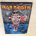 Iron Maiden - Can I Play With Madness - Vntage Backpatch