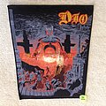 Dio - The Last In Line - Vintage Backpatch
