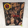 Slayer - Reign In Blood - Band Picture - Vintage Backpatch