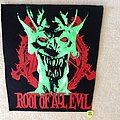 Slayer - Roots Of All Evil - Backpatch