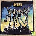 Kiss - Destroyer - Vintage Back Patch