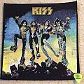 Kiss - Destroyer - Vintage Back Patch