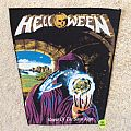 Helloween - Keeper Of The Seven Keys Part 1 - Vintage Back Patch