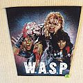W.A.S.P. - Got Blood! - Vintage Back Patch