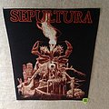 Sepultura - Arise - Backpatch