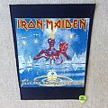 Iron Maiden - Seventh Son Of A Seventh Son - Backpatch