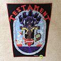 Testament - Souls Of Black - 1991 Testament - Brockum - Backpatch