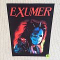 Exumer - Possessed By Fire - New Backpatch