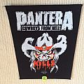 Pantera - Cowboys From Hell - Kills - 1993 Pantera - Razamataz - Back Patch