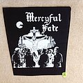 Mercyful Fate - Nuns Have No Fun - Backpatch
