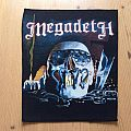 Megadeth - Patch - Megadeth - Killing is my Business BP