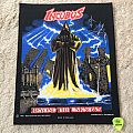Incubus - Beyond The Unknown - 1991 Nuclear Blast Records - Razamataz - Back Patch