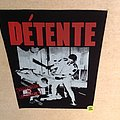 Détente - Recognize No Authority - Backpatch