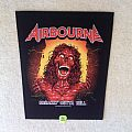 Airbourne - Breakin' Outta Hell - 2016 Airbourne - Probity - Backpatch