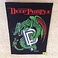 Deep Purple - The Battle Rages On - 1993 Thames Design Ltd. - Brockum - Backpatch
