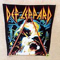 Def Leppard - Hysteria - Backpatch