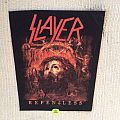Slayer - Repentless - 2016 Slayer - Backpatch
