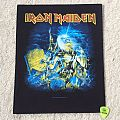 Iron Maiden - Live After Death - 2011 Iron Maiden Holdings Ltd. - Back Patch